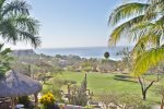 Stunning ocean views and Golf Course from the rooftop