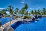 Incredible Diamante del Sol beachfront pool.