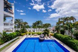 La Paloma Blanca 2A- Pure Oceanfront Apartment