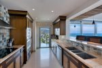 Fabulous kitchen is fully equipped.