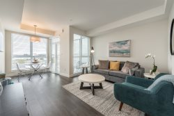 Bright Brand New 1 BR Condo in the heart of the city