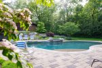 Beautiful home 1 mile from Lake Michigan beach access
