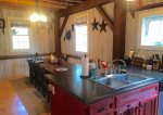 Silver Star Cottage has a fully stocked kitchen
