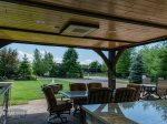 Hearthside Grove Luxury Motorcoach Resort Lot 234 - the pergola is not included in the rental