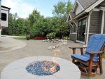 Hearthside Grove Luxury Motorcoach Resort Lot 327 - Fire pit