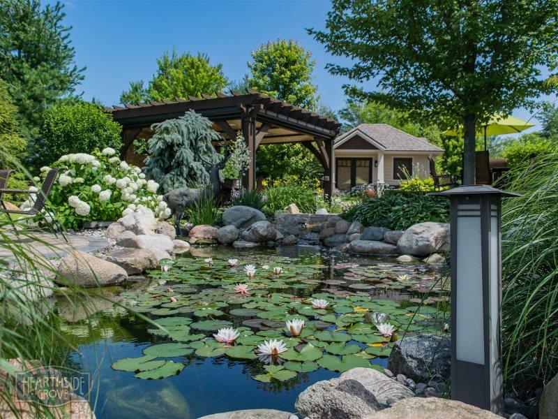 Hearthside Grove Luxury Motorcoach Resort Lot 137