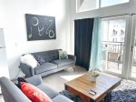 205/A Chic and modern Little Italy Loft w/Balcony!
