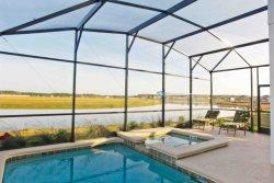 Private Pool & Spa Home at Storey Lake Resort
