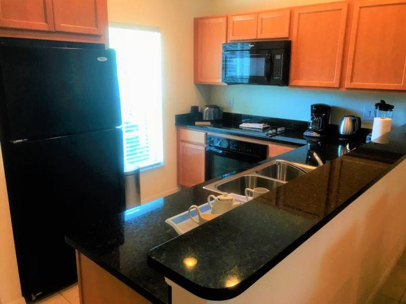 Private Spa Townhome At Encantada Resort Tropical Villas Orlando