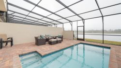 Private Pool Townhome at Windsor at Westside Resort
