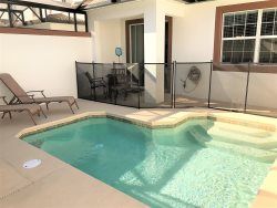 Private Pool Townhome at Storey Lake Resort