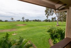 Golf Course & Ocean Views!  Waikoloa Villas A202