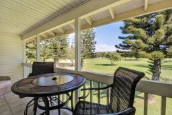 Private Golf Course View - Close to Beaches! Elima Lani 207