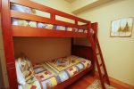 Private Den with Twin Bunk Bed