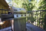 Grill on Private Balcony