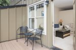 Living Room Seating with a Sofa Sleeper