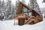 Slope Side Cabin- Hot Tub