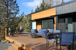 Lake Simtustus Resort- Juniper Hill Tiny Home B 11- Hot Tub
