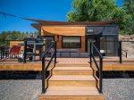 Lake Simtustus Resort- Juniper Tiny Home B 13- Hot Tub