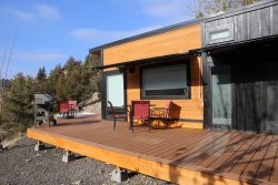 Lake Simtustus Resort-Willow Tiny Home B 13