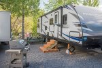 Lake Simtustus-D21: RV Rental- Keystone Passport 32ft