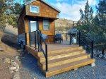 Lake Simtustus Resort- Juniper Tiny Home B 14- Hot Tub