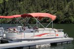 Simtustus Boat Rental- Sun Tracker