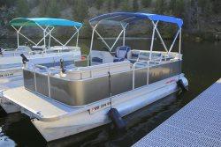Simtustus Boat Rental- Blue