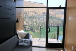 Lake Simtustus Resort- Crown Point Tiny Home C 11- Hot Tub