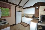Recently remodeled and fully equipped kitchen