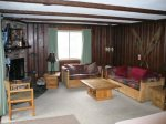 Furnished in typical Mittersill Chalet fashion, rustic and comfortable.