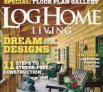 As featured in the March 2015 issue of Log Home Living