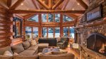 Kootenai Bay Lodge| Luxury Log Home| Private Waterfront & Dock