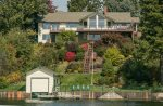 Large, family-oriented home, dock, boat lift, and close to downtown Sandpoint