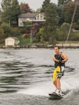 Pend Oreille Bay is wonderful for all water sports