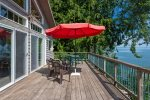 Waterfront Home with Dock, Large Deck, and Boat Lift