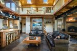 Luxury yet North Idaho craftsmanship, materials and artisan touches throughout.