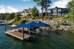 **LUXURY** Estate Waterfront Home