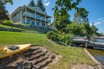 Charming Waterfront | Great for groups!