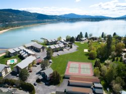 REMODELED!  Immaculate Waterfront Condo Downtown Sandpoint