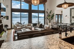 ALL NEW! Exceptional Waterfront Luxury Home. Hot Tub, Dock, Boat Lift & More!