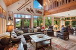 Private home on 20 acres w lake views   5 minutes to Garfield Bay on Lake Pend Oreille!