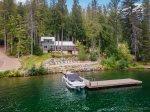 Modern Waterfront Living | 130 Cedar Shoals
