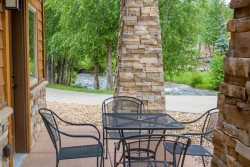 Cool Mountain Modern Riverside Condo! Great Location Short Walk to Downtown.