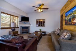 Cool Mountain Modern Resort Unit Next to Pool.  Dog Friendly, 5 Min Walk to Downtown!