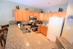 Fully equipped kitchen for meals and more