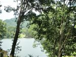 View of Lake Junaluska from the porch