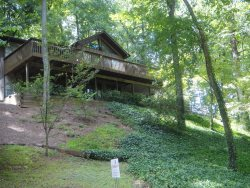 Williams Cottage on beautiful Lake Junaluska