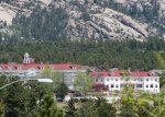 This is the view from the top deck. This is a picture of the Stanley Hotel.