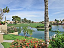 Longer Stay Discounts! Lakefront Ocotillo House, Billiards, Golf Views!